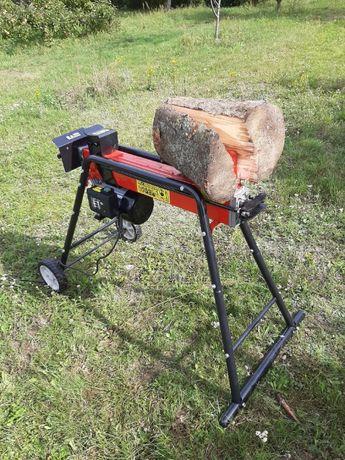 Łuparka/ Rębak do drewna 7t wypożyczalnia wynajem Serwis Alex