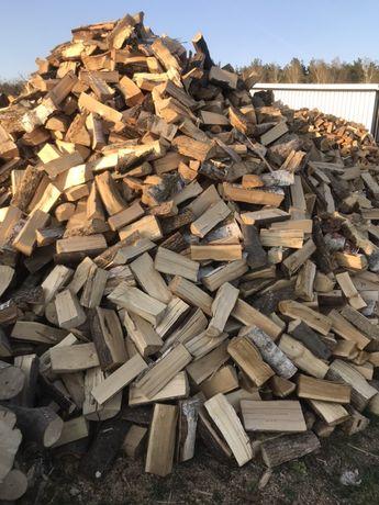Drewno opałowe sosna liściaste twarde mieszane kominkowe