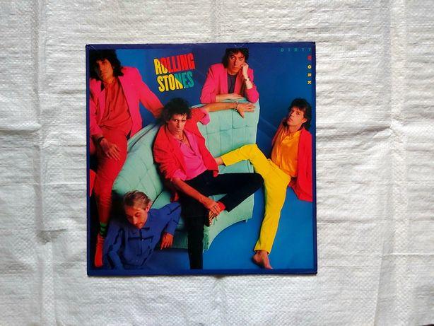 Вініл пластинка The Rolling Stones - Dirty Work 1986