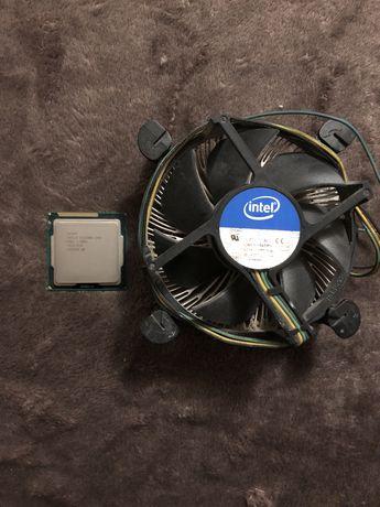 процесор сокет 1155 Celeron G540 кулер