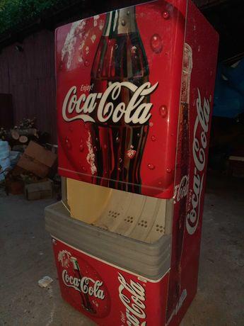 Lodówka na napoje Coca-Cola