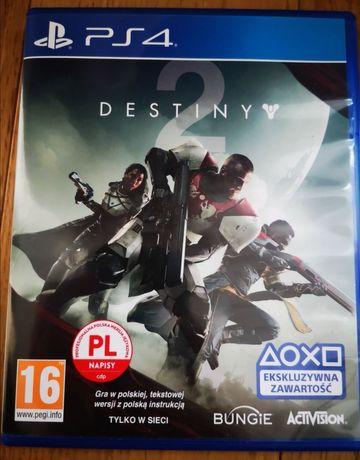 Gra Destiny 2 PS4 sprzedam lub zamienię