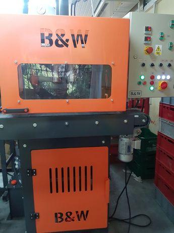 Prasa Hydrauliczna do wkładów i świec B&W/MRW