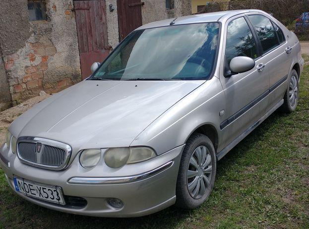 Rover 45, 2001r 1.4 beznyna