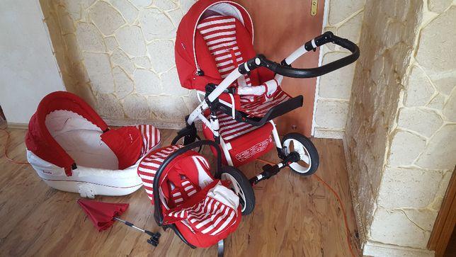 Wózek dziecięcy Wiejar EVADO 4w1