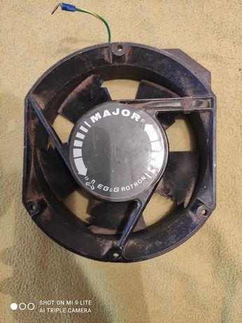 Осевой вентилятор MAJOR rotron MR2B3