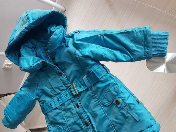 Płaszcz wiosna/jesień 80cm