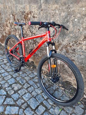 Bicicleta berg trailrock 40 roda 27,5 em excelente estado