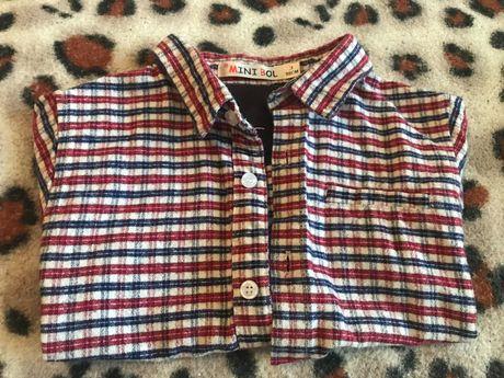 Рубашка для мальчика 98 размер