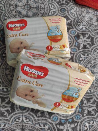 Підгузники Huggies Elite Soft 1 (3-5кг), 100