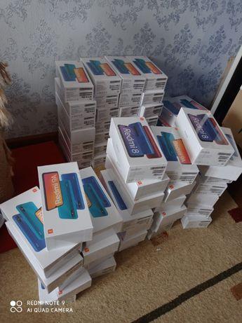 Новые! Xiaomi Redmi 9 3/32/64Gb Global Version/9a/note 9/4a/6a. ОПТ