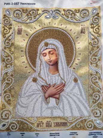 Продам икону Умиление