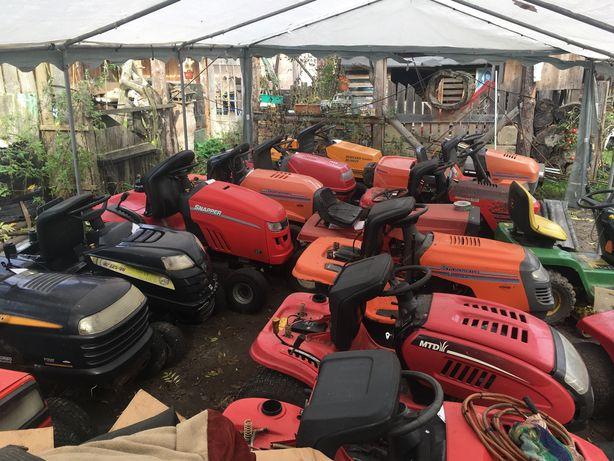 Kosiarki traktorki rozne modele od 1100