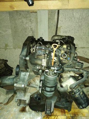 Двигатель wolksvagen 1.9 tdi целиком и по запчастям