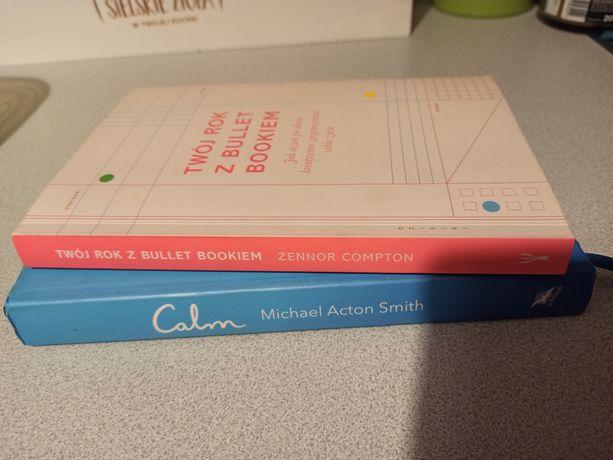 Calm i Twój rok z bullet bookiem zestaw 2 książek