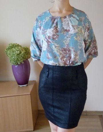 sprzedam bluzkę w kwiaty
