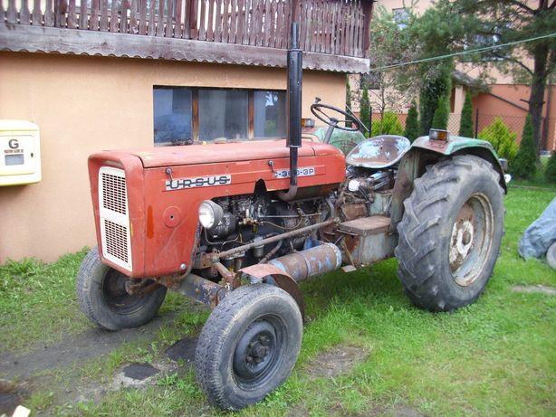 Ciągnik rolniczy Ursus 4011