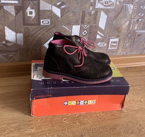 Pablosky Ботинки размер 31