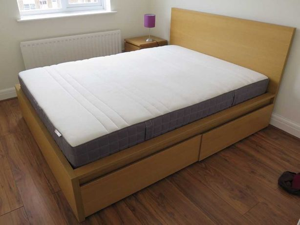 MATERAC do łóżka 140x200 160x200 90x200 180x200 80x200 - IKEA - DOWÓZ