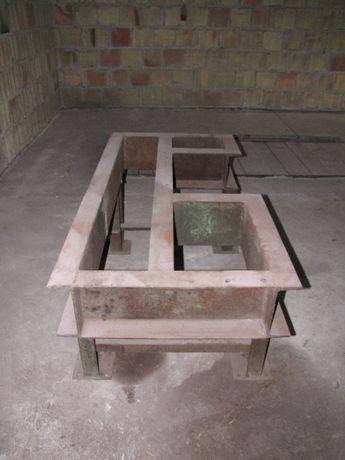 konstrukcja - podstawa pod maszynę lub stół