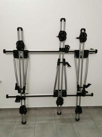 Zestaw bagażnik rowerowy Thule FreeRide 532 sztuk 3 plus belki 140cm