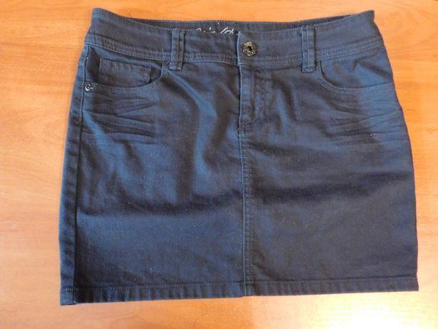 Короткая черная юбка Новая Маленький размер