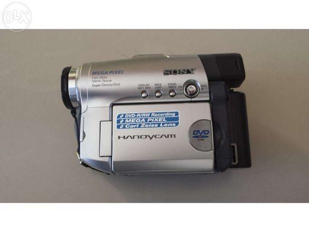 Câmera video Sony Handycam DCR-DVD 201