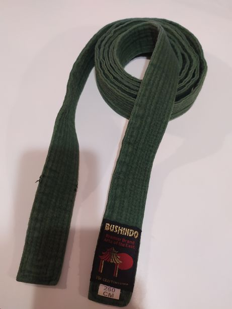 Zielony pas karate