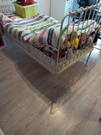 Łóżko dzieciece IKEA regulowane Trzy Rozmiary