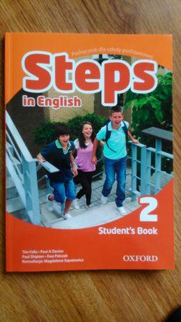 Nowy podręcznik Steps in English 2