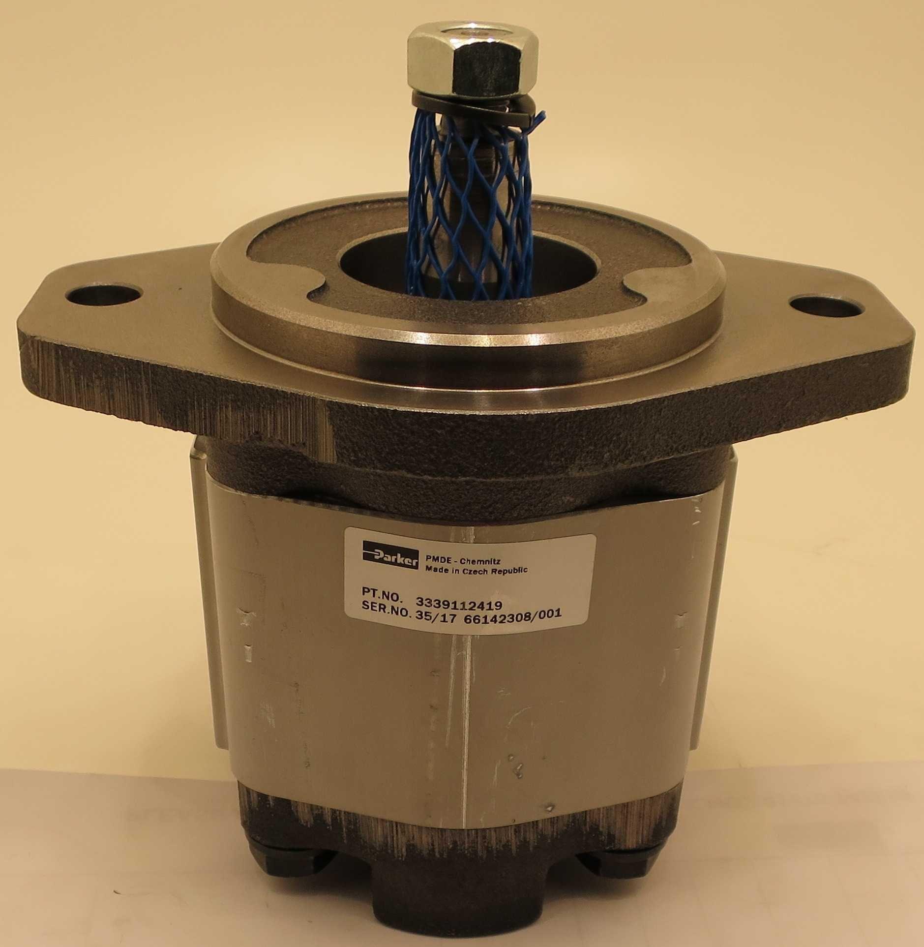 pompa hydrauliczna komatsu