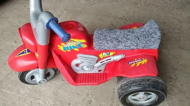 Дитячий електро мотоцикл