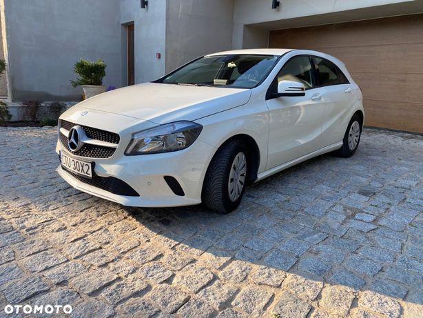 Mercedes-Benz Klasa A A160 Zarejestrowany W Polsce