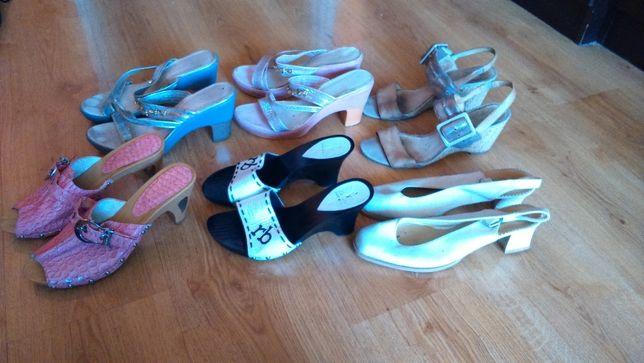 Letnie buty stan bardzo dobry