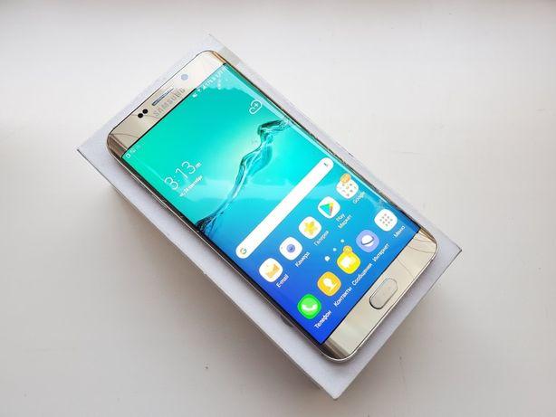 Samsung Galaxy S6 Edge Plus + G928 Gold трещины не работает камера