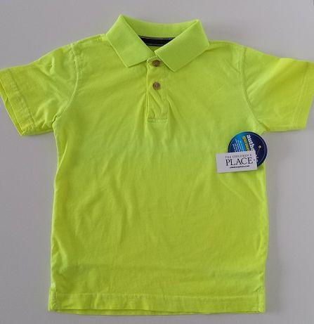 Chłopięca koszulka z krótkim rękawem – The Children's Place – Nowa