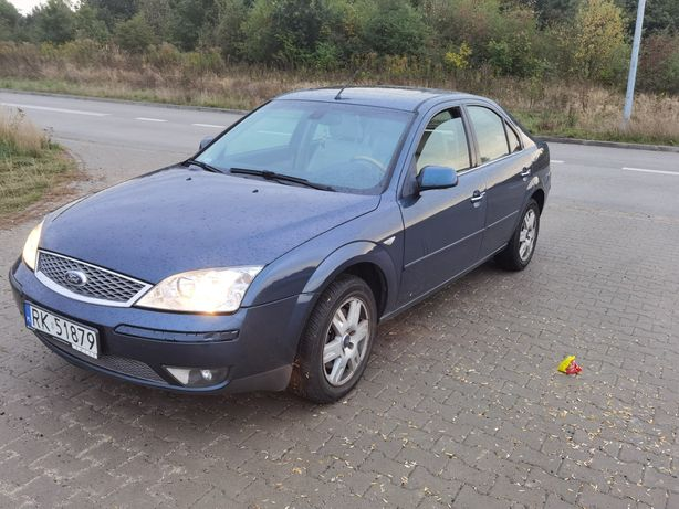 Ford Mondeo Mk3 2004 2.0