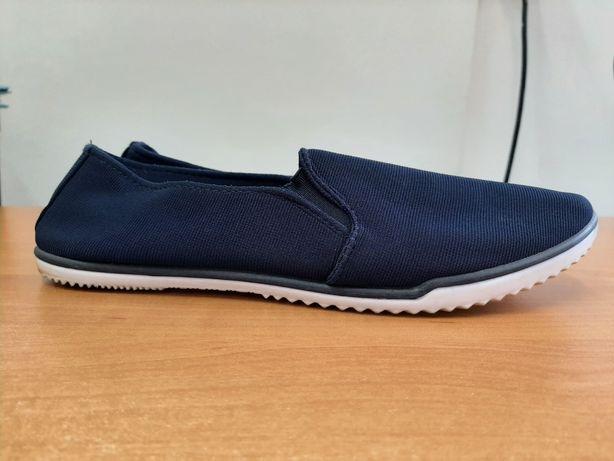 Sneakersy granatowe damskie / nowe / Nylon Red roz. 39