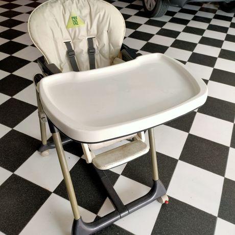 Cadeira de papa para criança