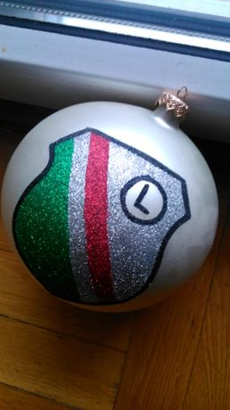 legia warszawa - bomb(k)a świąteczna