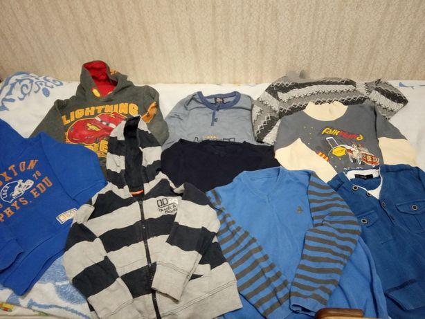Водолазка свитер реглан толстовка на 4-5 лет.