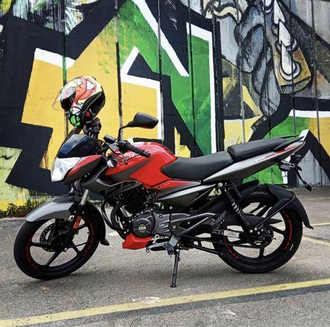 Мотоцикл Bajaj Pulsar NS125 инжектор