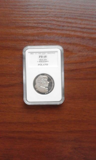 sprzedam.moneta 100zl kosciuszko rok 1976