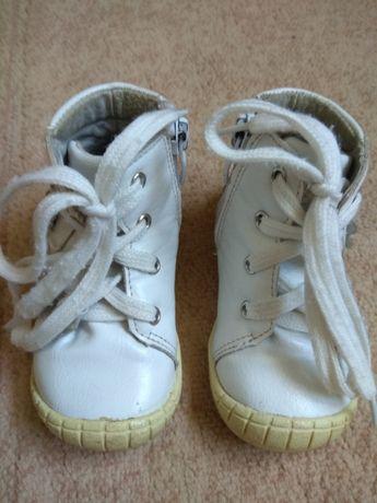 Ботинки на девочку 13 см