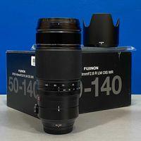 Fujifilm XF 50-140mm f/2.8 R LM OIS WR (NOVA - 2 ANOS DE GARANTIA)