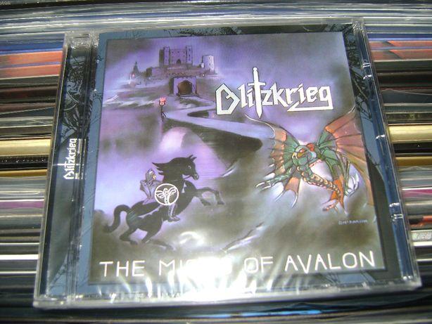 Blitzkrieg - The Mists of Avalon CD