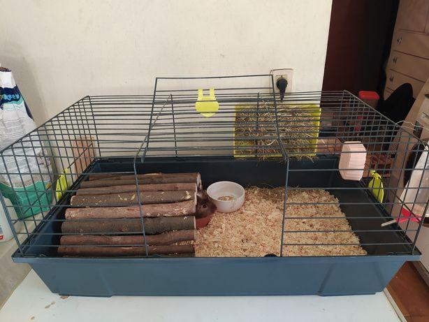 Gaiolas para hamster/porquinho da Índia/coelho