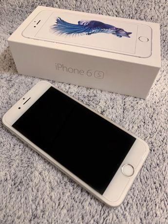 Sprzedam IPhone 6s 128 GB Silver