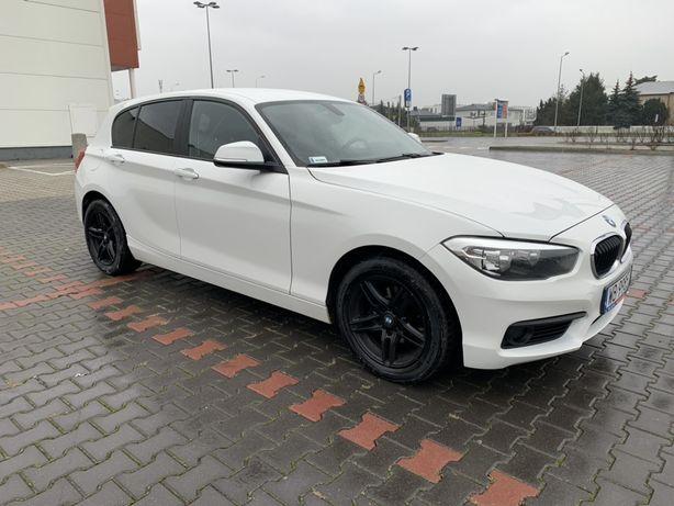 BMW F20 116d od WŁAŚCICIELA 2015r. Prywatnie, AUTOMAT