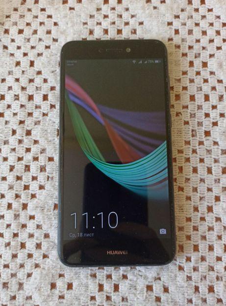 Смартфон Huawei P8 Lite 2017 Black